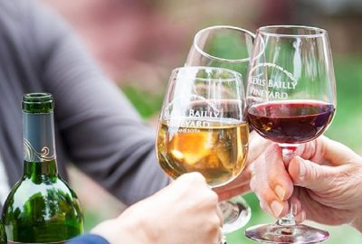 Vineyards & Brewery