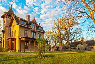 Tour a Historic Mansion